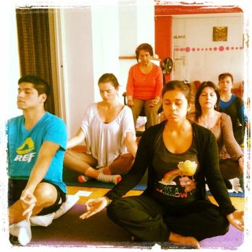 Taller meditando con el alma 1