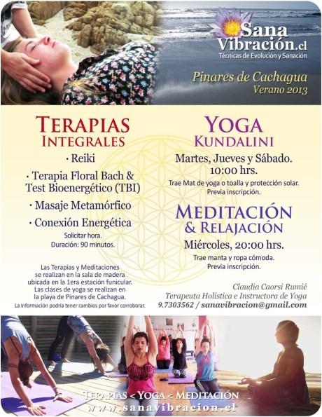Sana Vibracion & Pinares 2013