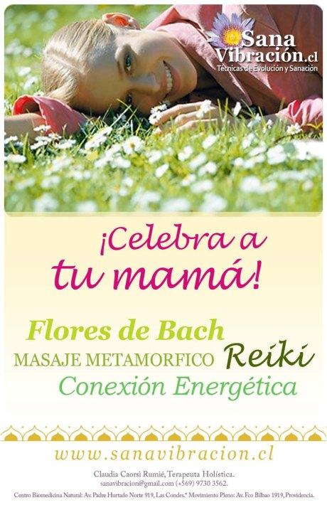 Sana Vibracion, celebra a tu mama