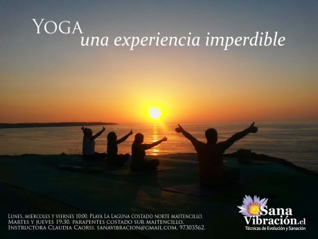 yoga una experiencia imperdible