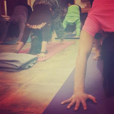 2 yoga maitencillo