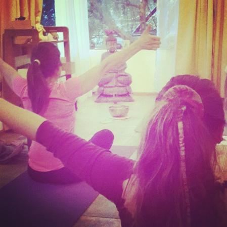 yoga maitencillo
